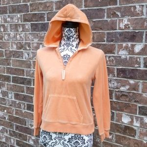 💕4 for $20💕Cato hooded velour top